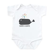 SAVEtheGAYS Infant Bodysuit