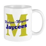 Official M&M Jaycees Logo Coffee Mug