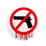 "Funny Firearms 3.5"" Button (100 pack)"