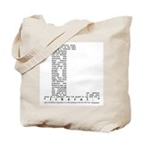 JFK Liberal Quote Tote Bag