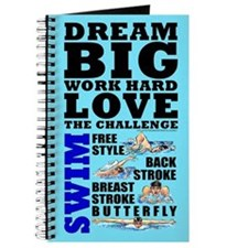Dream Big SWIM (B) Journal