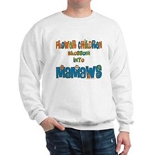 Former Flower Child Mamaw Sweatshirt