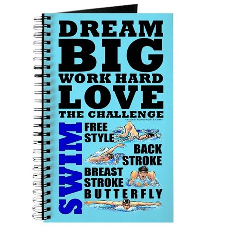 Dream Big SWIM (B) Journal