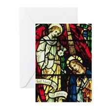 Annunciation w scripture Cards (Pk of 10)
