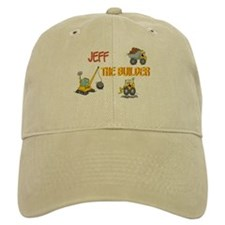 Jeff the Builder Baseball Cap
