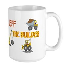 Jeff the Builder Mug