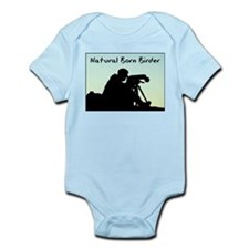 Natural Born Birder Infant Creeper