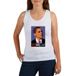 """Barack Obama """"Yes We Can"""" Women's Tank Top"""
