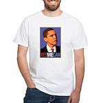 "Barack Obama ""Yes We Can"" White T-Shirt"