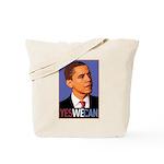 "Barack Obama ""Yes We Can"" Tote Bag"