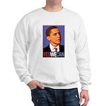 """Barack Obama """"Yes We Can"""" Sweatshirt"""
