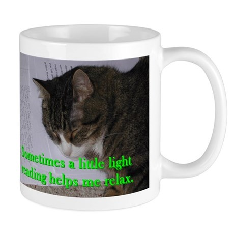 For Cat Lovers 2 Mug