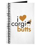 I Heart Corgi Butts - RHT Journal