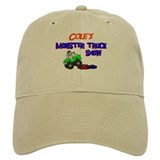 Cole's Monster Truck Baseball Cap