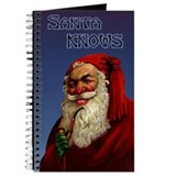 Santa Knows Journal