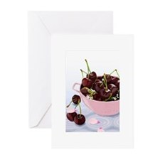Bing Cherries Greeting Cards (Pk of 10)