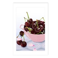 Bing Cherries Postcards (Package of 8)