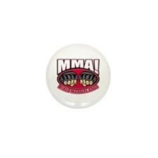 MMA Mixed Martial Arts Mini Button (100 pack)