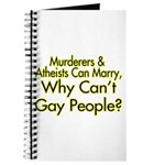 Why Can't Gay People Journal