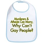 Why Can't Gay People Bib