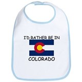 I'd rather be in Colorado Bib