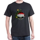 Christmas Skull T-Shirt