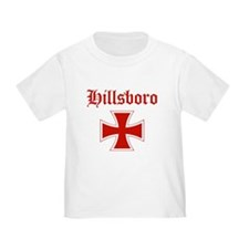 Hillsboro (iron cross) Toddler T-Shirt