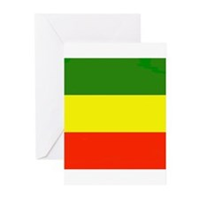 rasta Greeting Cards (Pk of 20)