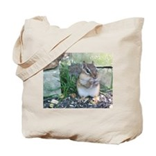 Cool Chipmunks Tote Bag