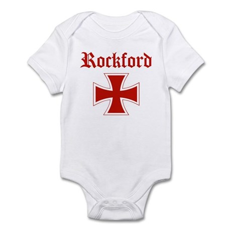 Rockford (iron cross) Infant Bodysuit