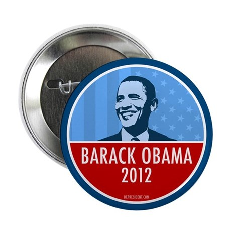 "Obama Faces 2.25"" Button (10 pack)"