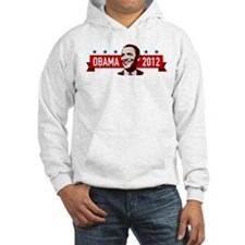 Obama Faces Hoodie