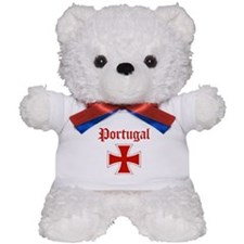 Portugal (iron cross) Teddy Bear