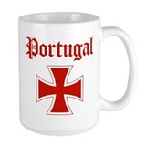 Portugal (iron cross) Mug