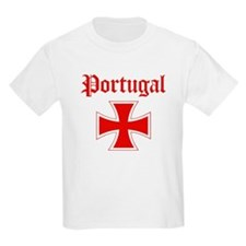 Portugal (iron cross) T-Shirt