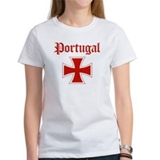 Portugal (iron cross) Tee