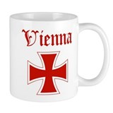 Vienna (iron cross) Mug