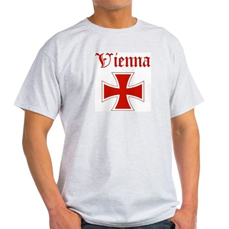 Vienna (iron cross) Light T-Shirt