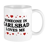 Loves Me in Carlsbad Mug