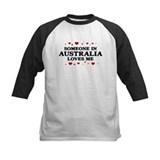 Loves Me in Australia  T