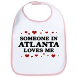 Loves Me in Atlanta Bib