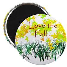 Cool Fall season Magnet
