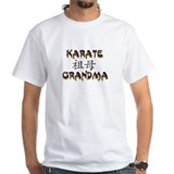 Karate Grandma Shirt