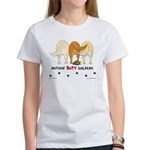 Golden Butts with Duck Women's T-Shirt