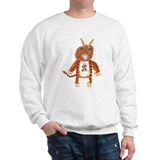 Cute Goat easter Sweatshirt