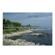 Antibes Postcards (Package of 8)