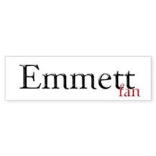 Twilight Emmett Fan Bumper Bumper Sticker