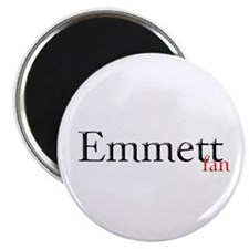 Twilight Emmett Fan Magnet