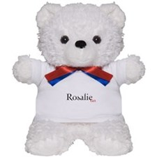 Twilight Rosalie Fan Teddy Bear