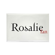 Twilight Rosalie Fan Rectangle Magnet